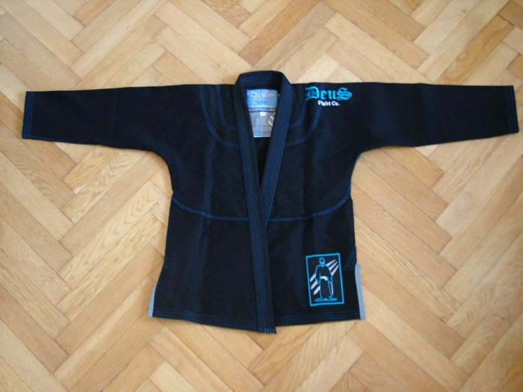 Deusfight The Panther Bjj Gi 5