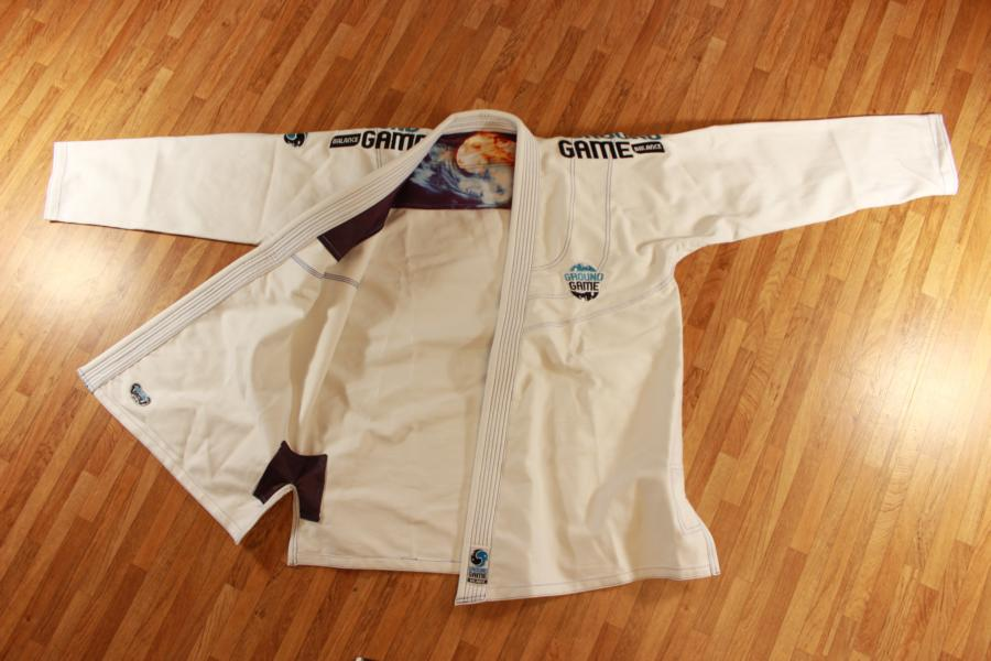 Ground Game Balance BJJ Gi Jacke