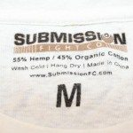 submission fc hemp shirt If Size Mattered 5