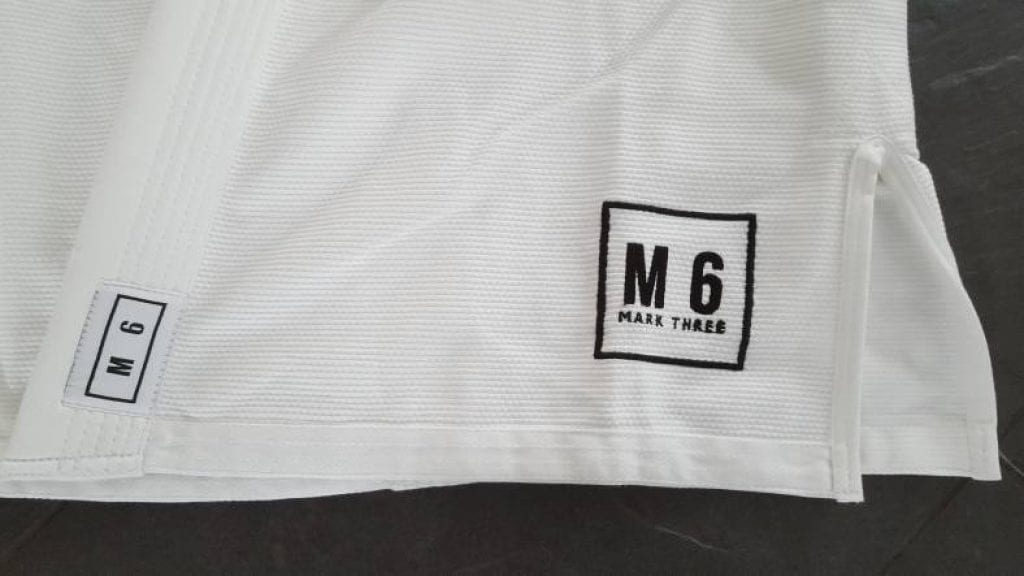 Bjj Gi M6 Progress M6 Stick auf Jacke