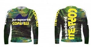 Copa do BJJ Rash Guard