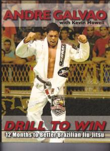 "Buchreview ""Andre Galvao – Drill to win"""