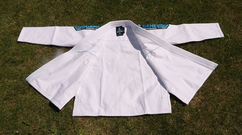 jacke ground game bjj gi