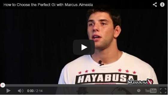 How to Choose the Perfect Gi with Marcus Almeida
