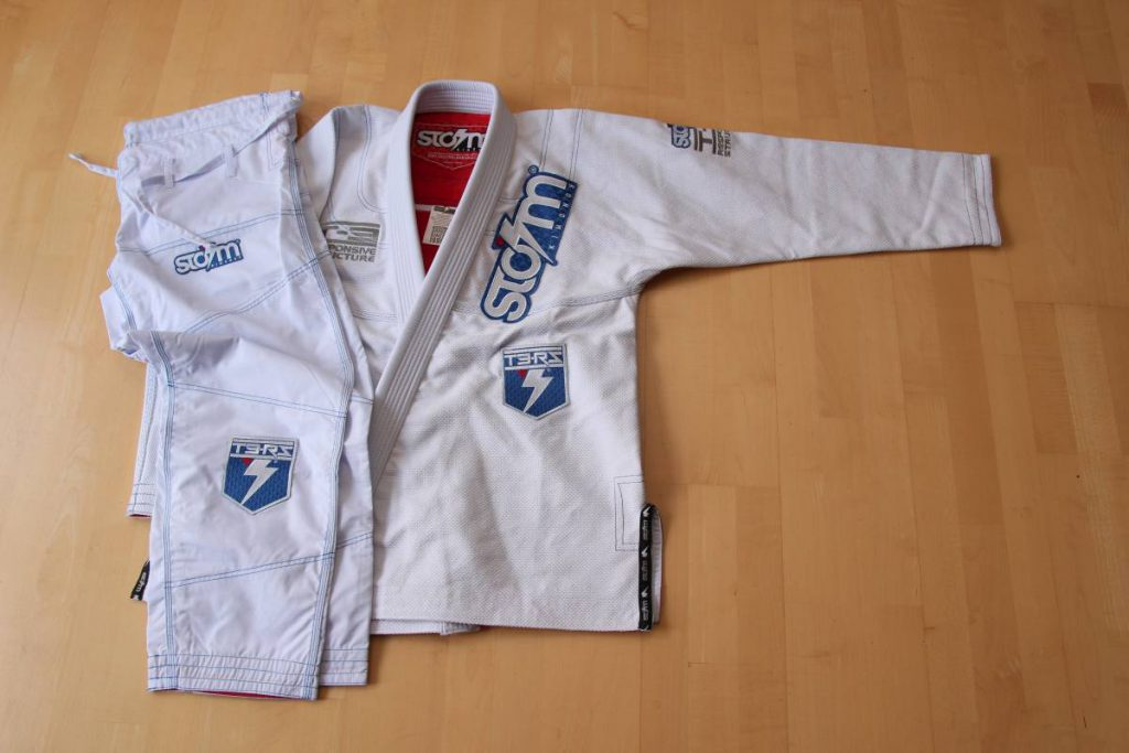 storm t3 bjj gi review
